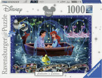 Disney: The Little Mermaid Collector's Edition 1000 Piece Puzzle FREE SHIPPING