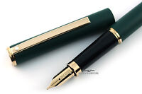 Sheaffer Vintage Green Fashion Fountain Pen - Made in US - M Nib