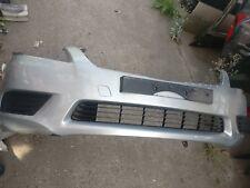 TOYOTA AURION FRONT BUMPER ONLY GSV40R, NON PARK SENSOR TYPE, 08/09-03/12