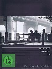 DVD NEU/OVP - Manhattan (Woody Allen) - Woody Allen & Diane Keaton