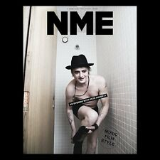 The NEW MUSICAL EXPRESS NME 3rd JUNE 2016 Libertines Baby shambles PETER DOHERTY