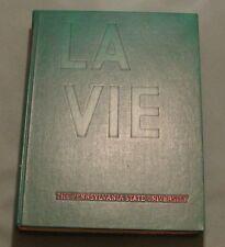 1957 PENN STATE COLLEGE UNIV ANNUAL YEARBOOK La Vie