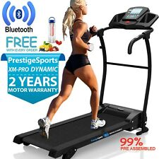 XM-PRO Dynamic™ TREADMILL Manual Incline Electric Motorised Folding Running