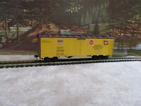 Athearn #5029 American Refr. Transit 40 ft. Reefer car 1/87 HO NEW Built w/KD's