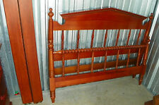 Solid Cherry Full Size Bed by Davis (Dr69)
