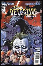 Detective Comics #1 NM W Pages New 52 1st Print