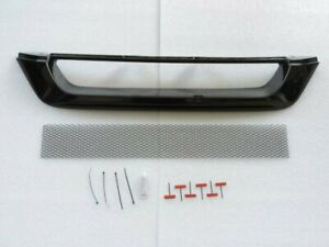 NEW MG Style GRILLE KIT Front Grill ABS For 2007 2008 2009 07 08 HONDA CRV CR-V