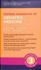 Oxford Handbook of Geriatric Medicine, Paperback by Bowker, Lesley K.; Price,...
