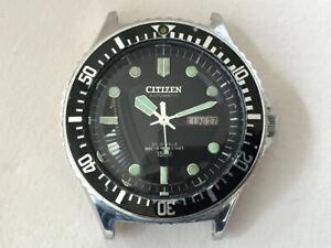 CITIZEN Vintage Diver Watch 150m - 51-2273
