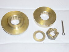 Propeller Hardware Kit for Yamaha 60-115 HP Outboard Thrustwasher,Nut,Cotter pin