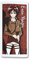 Attack on Titan Microfiber Bath Towel Eren Anime Manga NEW