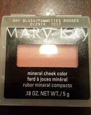 Mary Kay Mineral Cheek Color Blush Shy Blush