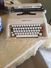 Macchina da Scrivere Vintage Antica OLIVETTI LETTERA 35