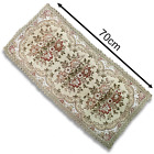 Vintage Victorian Bouquets Table Runner from 1940s-European Decoration Tapestry