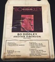 Bo Diddley Another Dimension 8 Track Tape. 8034-50001 GRT MUSIC TAPES
