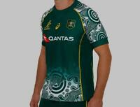Wallabies Rugby 2020 2021 Alternate Jersey