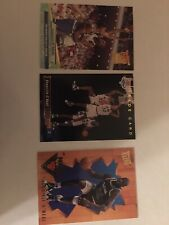 New listing shaquille o'neal rookie card lot