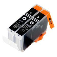 2 cartuchos canon con chip cli8 Black ip3300 ip3500 ip4200 ip4500 ip5200r mp600
