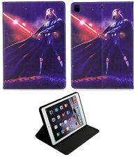 For iPad Pro 9.7  - iPad 9.7 - iPad Air 1-2 Star Wars Darth Vader Case Cover