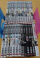 SOUL EATER  Vol. 1-25  Manga Comic Complete Set  / Ship by DHL / USED