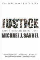 Justice: What's the Right Thing to Do? Sandel, Michael J. VeryGood