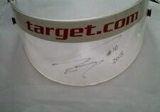 Visière Casque signée : Dan Wheldon - indy Car - Cart ( Race Visor Signed ) 2008