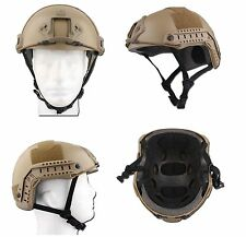 ELMETTO SOFTAIR LIGHT MH EMERSON EM8812A TAN  EMERSON FAST Helmet MH TYPE LIGHT