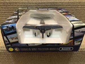 Franklin Mint 1:48 F6-F Hellcat, U.S. Navy, Lt. 'Red' Shirley, No. B11B311