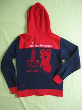 Veste Jeux Olympique 1980 vintage 80'S Jacket JO Mockba Games - 3 / M