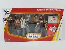 Chris Jericho Kevin Owens WWE Mattel Elite Series Festival of Friendship Figure