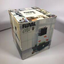 Fluval Chi 5 Gallon Aquarium Kit, Glass, Filters, Rocks, Pump, Box, NICE [LB]