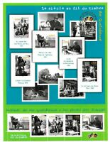 Bloc Feuillet 2002 N°52 Timbres - Le Siècle au Fil du Timbre - Vie Quotidienne