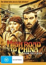 HIGH ROAD TO CHINA - TOM SELLECK - NEW DVD FREE LOCAL POST