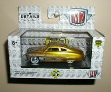 m2 machines liquid gold 1949 mercury custom,s69,mooneyes,3,680 made  new
