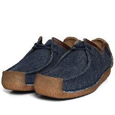 Clarks Originals ** Natalie Indigo Light Shoe **  UK 6.5,7,7.5,8,8.5,9,11,12 G