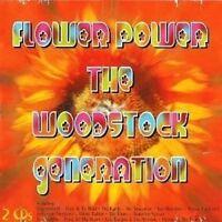 Flower Power-The Woodstock Generation Steppenwolf, Byrds, Van Morrison.. [2 CD]