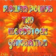 Flower Power-The Woodstock Generation Steppenwolf, Byrds, Van Morrison.. [2 CD]