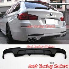 Performance Style Rear Bumper Diffuser Fits 11-17 BMW F10 F11 5-Series 550i
