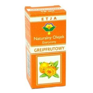 Natural Essential Oil Grapefruit 10ml ETJA Self massage, sauna / free shipping