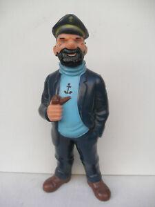 Pouet Haddock à la pipe (Tintin) MIRIM