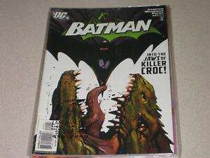 Batman #642 Jock