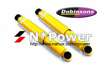 "DOBINSONS SHOCK ABSORBER REAR PAIR 2"" LIFTS FOR NISSAN NAVARA D40 4WD 05-16"