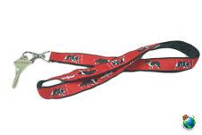 Border Collie Lanyard Key Holder Badge Holder