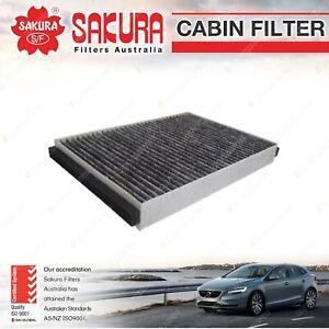 Sakura Cabin Filter for Volvo S80 V60 V70 XC60 XC70 4Cyl 5Cyl 6Cyl V8 2007-2018