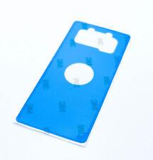 Samsung Galaxy Note 8 N950 Tapa de Batería Adhesivo Folio Trasera Marco