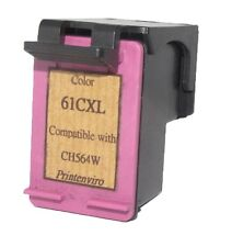 Remanufactured Ink Cartridge for HP 61XL (CH564WN) Color for Deskjet 1000, 1050