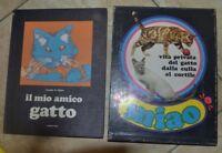 JOSEPH R. SPIES - IL MIO AMICO GATTO - ED: CALDERINI - ANNO: 1970 (YM)