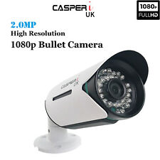 FULL HD 1080P 2MP CCTV AHD Bullet Camera IR 3.6mm Wide Angle Outdoor Day Night