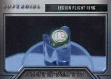 Supergirl Season 1 Artifacts Chase Card A6 Legion Flight Ring