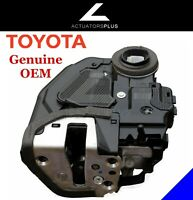 Genuine Toyota Tundra Sequoia New OEM Rear Left Door Lock Latch Actuator 07-19